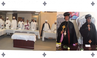 Eritrea's Holy Synod Returns Home after Apostolic Mission Attainment in Canada and USA
