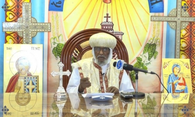 Message of Greetings from His Grace Bishop Abun Petros On the Occasion of the Head Anniversary (New Year)